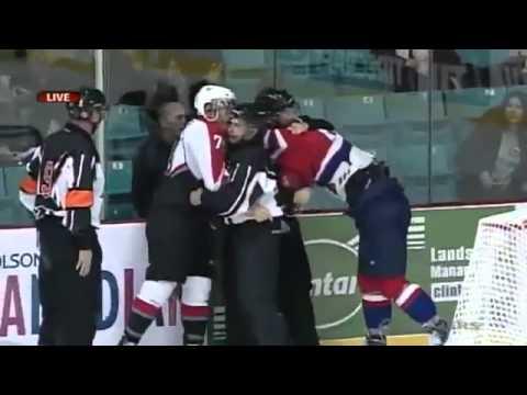 Ivan Barbashev vs. Jerome Verrier