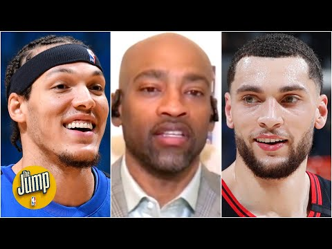 Vince Carter's Top 3 Pound-for-Pound dunkers | The Jump