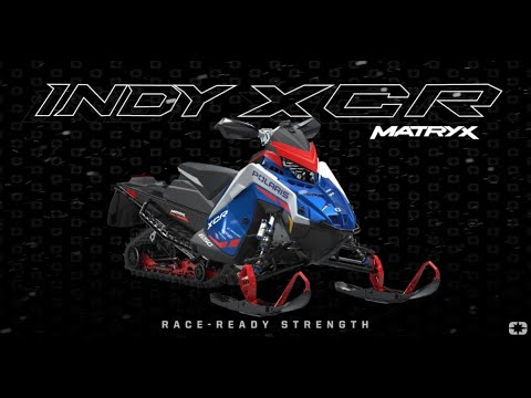 2022 Polaris 850 Indy XCR 128 SC in Newport, Maine - Video 4