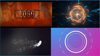 Top 20 Amazing Intro LOGO 2018 Free Download ( After Effect Template )