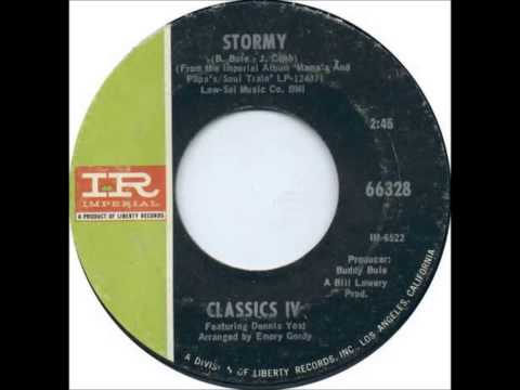 Classic IV     Stormy..1968