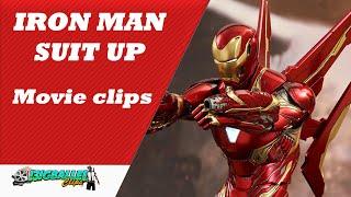 IRON MAN Movie || Suit Up || Movie Clips