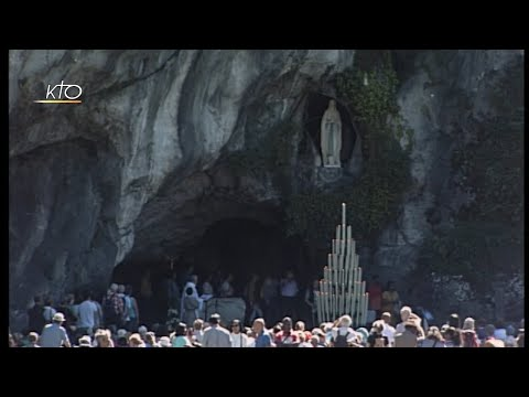 Chapelet à Lourdes du 12 septembre 2019