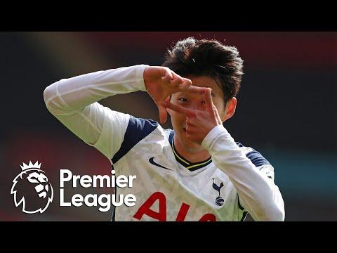 Heung-min Son's four-goal game for Tottenham against Southampton   Premier League   NBC Sports
