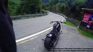 Harley-Davidson Breakout Ride 15.08.18