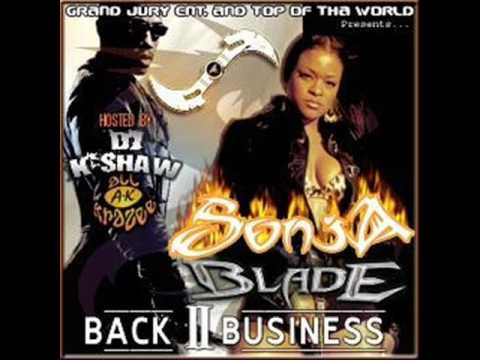 QUEEN D ENT SONJA BLADE 2009 NEW TRACK