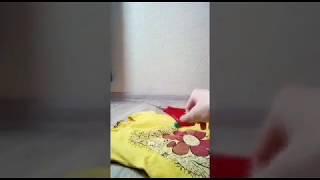 Делаем подушку ✨ |    DIY    |