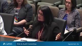 Risk & Audit Committee   February 12, 2018
