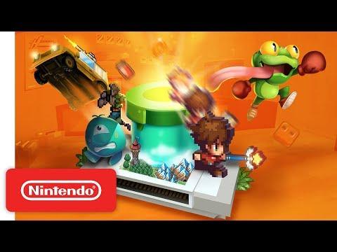 SuperMash - Announcement Trailer - Nintendo Switch