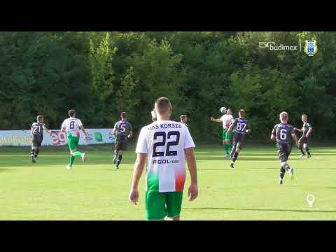 Bramka z meczu WPP Stomil II Olsztyn - MKS Korsze 0:1