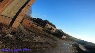 Snowdown colliery drone Fpv