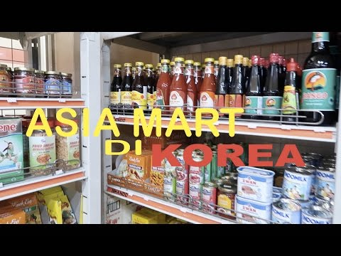 Video WARUNG INDONESIA DI KOREA