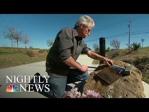 Inspiring America: Big Company Helps Father Preserve His Son's Memory | NBC Nightly News