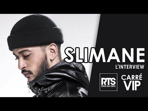 Slimane se livre en Interview pour Carré VIP