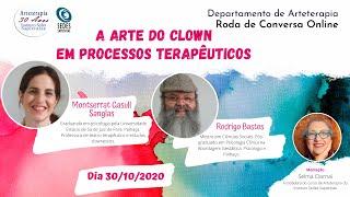 A arte do clown em processos terapêuticos