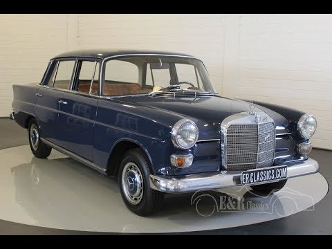 Video of '67 Mercedes-Benz 200 located in Waalwijk Noord-Brabant Offered by E & R Classics - MO9J