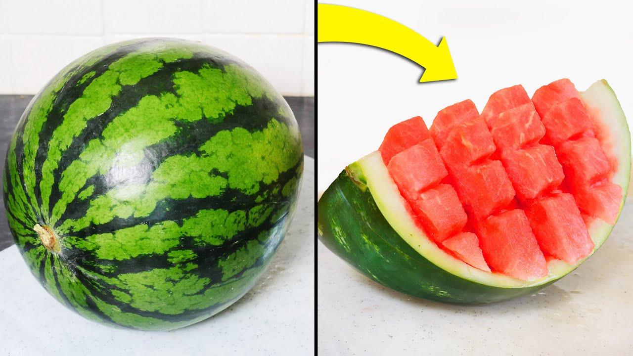 How to Cut Watermelon this Summer thumbnail