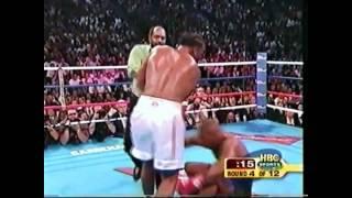 Lennox Lewis vs Mike Tyson (highlights)