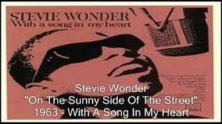 Stevie Wonder - On The Sunny Side Of The Street