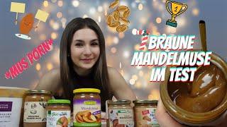 BRAUNES MANDELMUS - Taste Test, Markenvergleich, Facts, Review