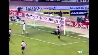 Albacete 1 - Athletic 0. Temp. 93/94. Jor. 20