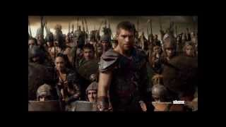 Spartacus War Of The Damned - Here Comes The King