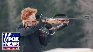 Olympic Biathlon Rifles are Full of Whiz Bang features!