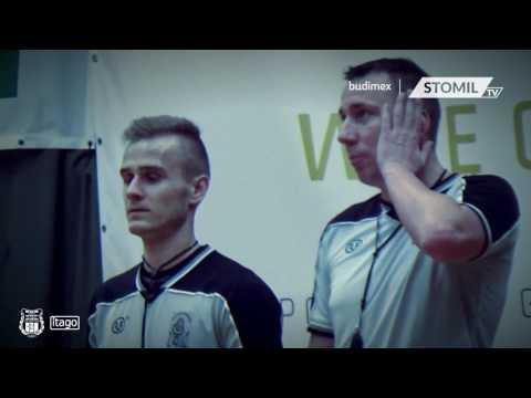 Stomil Olsztyn - Itago Gdynia 91:43 w... zwolnieniu