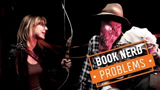 Book Nerd Problems | Nobody Gets Your Halloween Costume