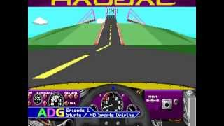ADG Episode 1 - Stunts / 4D Sports Driving