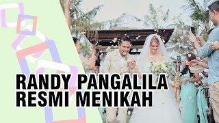 Randy Pangalila Nikahi Kekasih Bulenya, Gelar Acara di Sebuah Pantai di Bali
