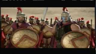 Legend of Awesomest Maximus Hold! battle scene