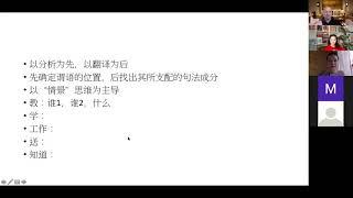 28.05.2020 г. Как переводить с китайского языка на начальном уровне? Часть 1.
