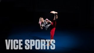 MMA Star Paige VanZant Trains for Her Biggest Fight: The Moment