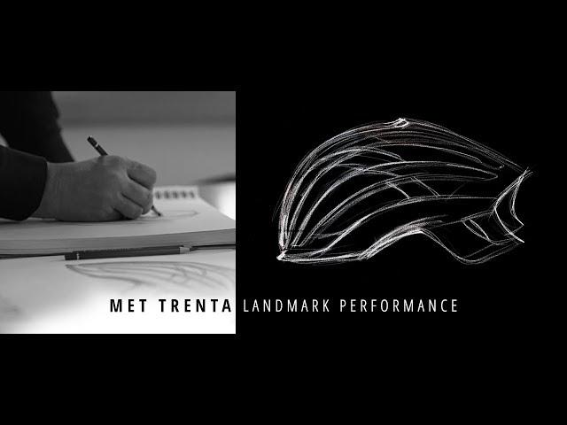 Видео Шлем MET Trenta black
