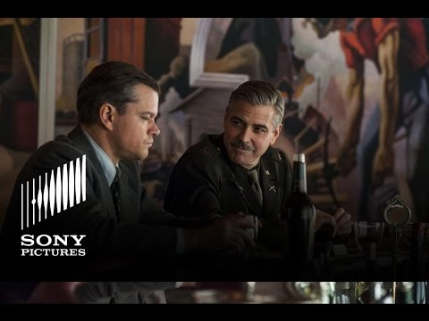 Monuments Men - Official Trailer #2 - In Theaters 2/7/14