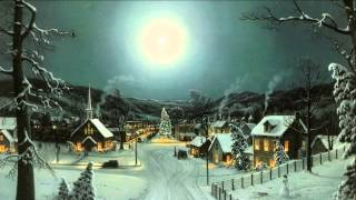 Nat King Cole - The Christmas Song (with HD Christmas Wallpapers and Subtitles)