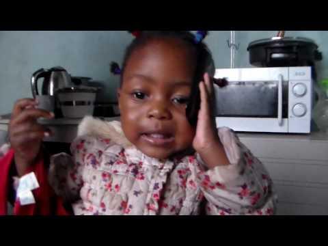 FUN WITH FAFI - Baby Fafi talks to Gogo and Tino on the phone