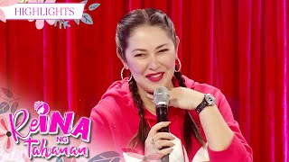 Ruffa says that It's Showtime's studio lighting is bright | It's Showtime Reina Ng Tahanan