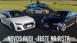 Audi RSQ3, RSQ8, RS6, RS7, R8