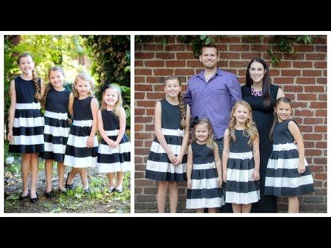 FAMILY AND MATERNITY PHOTO SHOOT | FAMILY VLOG