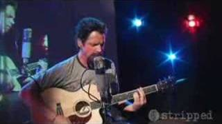 chris cornell - black hole sun ( unplugged)