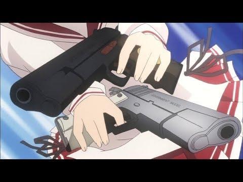 Аниме клип\Писталеты  не стреляют