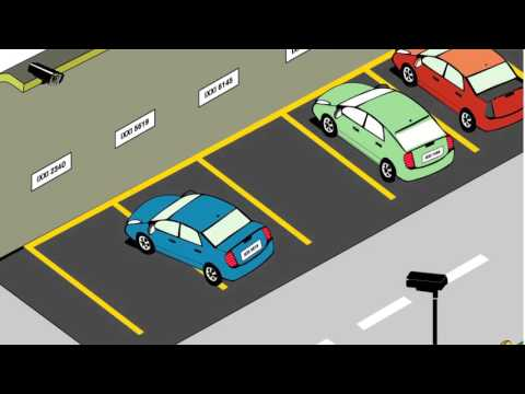 Parking Solution with Matrix Video Management Software