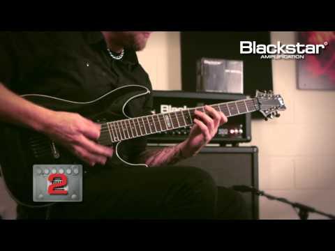 BLACKSTAR HT-METAL Kytarový efekt