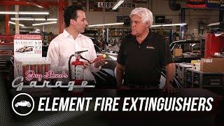Element Fire Extinguisher