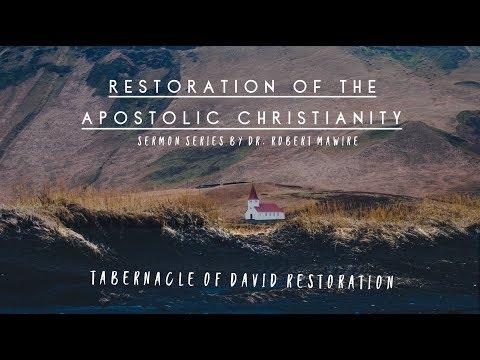 Tabernacle of David Restoration