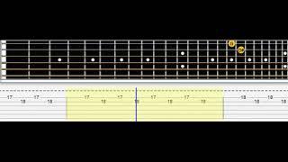 medicine bring me the horizon guitar tutorial - TH-Clip