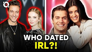 The Witcher Real Life Partners Revealed! | ⭐OSSA