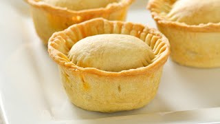 Belizean Meat Pies